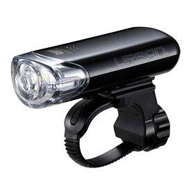 キャッシュレス5%還元 自転車 ライト キャットアイ CATEYE LEDヘッドライト フロントライト ブラック URBAN アーバン HL-EL145 JIS前照灯規格適合品