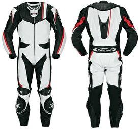 ☆【KUSHITANI】クシタニ AIR-BAG SUIT K-0067 エアーバッグスーツ ホワイト/ブラック 【バイク用品】