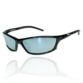 ☆【SUOMY EYEWEAR】スオーミー アイウェアサングラスSU-012 MODELフレームカラー:ブラックレンズカラー:ブラックミラー可視光線透過率13% 【バイク用品】