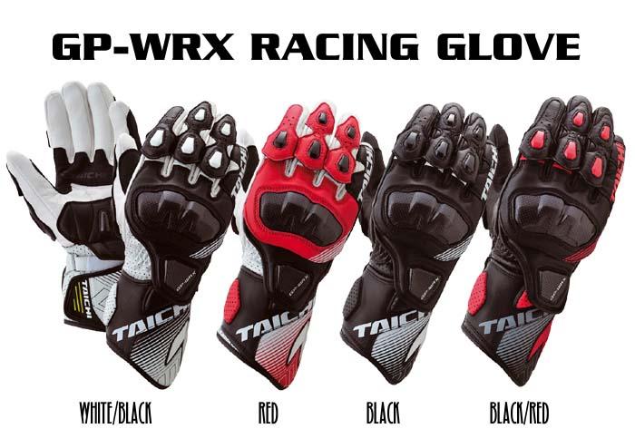 ☆クーポン配布中☆【RSタイチ】NXT052 GP-WRX レーシンググローブ GP-WRX RACING GLOVE レース用 手袋 アールエスタイチ RSTAICHI【バイク用品】