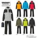 ☆【あす楽対応】【GOLDWIN】GSM22902 Gベクター3レインスーツ レインウェア 雨対策 梅雨対策 雨具 カッパ 防水…
