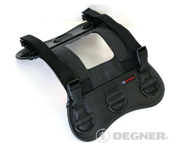 ☆DEGNER デグナーSBH-1 サドルバッグホルダーカラー ブラック 【バイク用品】