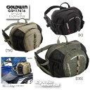 ☆【GOLD WIN】GSM17616 ツーリングヒップバッグ22 ツーリング ウエストバッグ  カバン 鞄 シンプル  ゴールドウ…