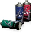 ☆【A.S.H.】FS 10w-40 1L ピンク 100%化学合成油 4サイクル用エンジンオイル ASH アッシュ【バイク用品】
