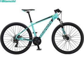 "【BIANCHI】(ビアンキ)2019 MAGMA 27.2(3x7s)MTB27.5""(自転車)"