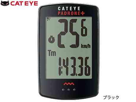 値引クーポン配布中【CATEYE】(キャットアイ)CC-PA110W パドローネプラス ワイヤレス サイクルコンピュータ【サイクルコンピューター】【自転車 アクセサリー】