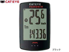 【CATEYE】(キャットアイ)CC-PA110W パドローネプラス ワイヤレス サイクルコンピュータ【サイクルコンピューター】【サイコン】(自転車) PA-110W