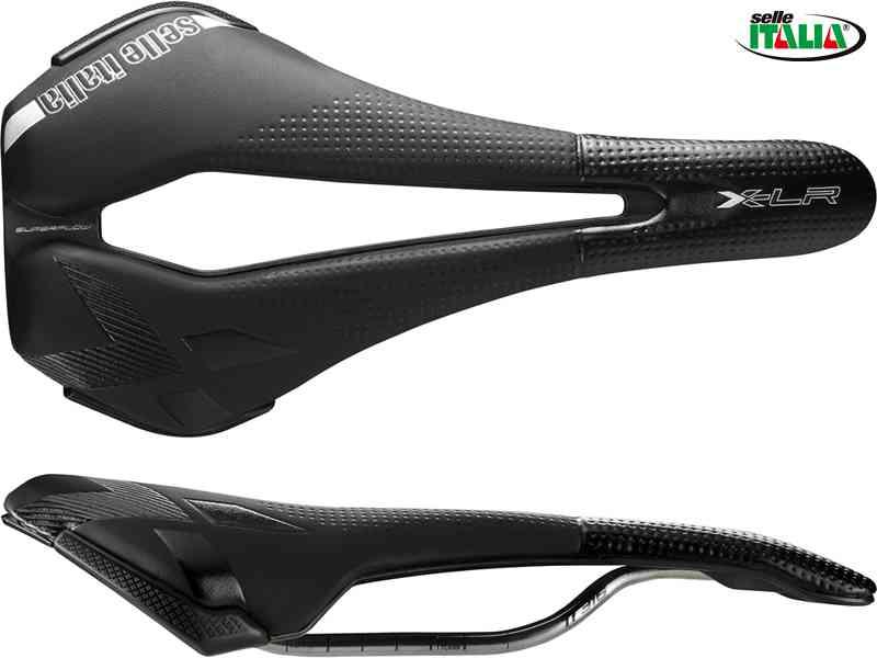 【送料無料】【SELLE ITALIA】(セライタリア)X-LR Ti316 BLK S SuperFlow(Ti316レール)【自転車 パーツ】8030282494756