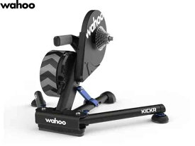 【送料無料対象外】【WAHOO】(ワフー)KICKR(キッカー)AXIS FEET ダイレクトドライブ式スマートバイクトレーナーWFBKTR120(ZWIFT連動可)(自転車)2006497800015