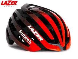 (送料無料)【LAZER】(レイザー)Z1 <チーム サンウェブ 2019> ロードヘルメット(自転車)