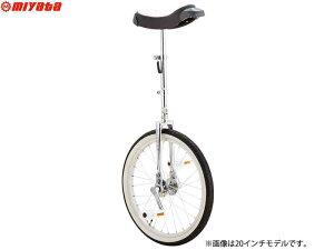 【送料無料対象外】【MIYATA】(ミヤタ)フラミンゴ エキスパート 一輪車 24インチ FX249(自転車)2001500080019