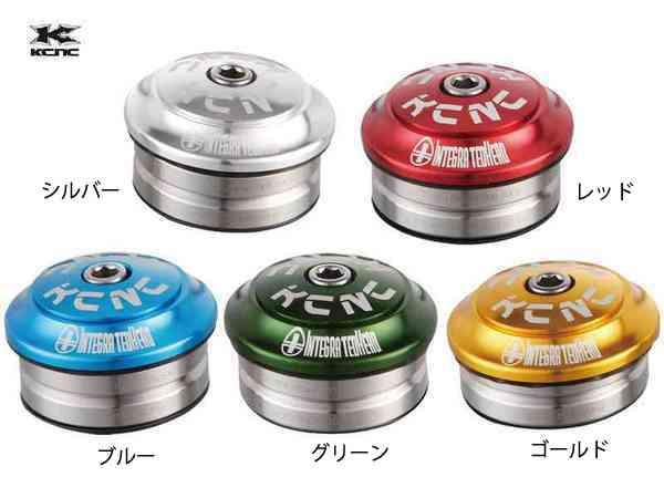 【KCNC】(ケーシーエヌシー)オメガS1 1-1/8 インテグラル 50211【ヘッド】(自転車)