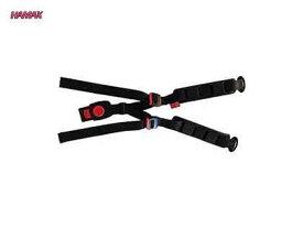 【HAMAX】(ハマックス)シートベルトセット 603101(ゼニス用)【チャイルドシートオプション】(自転車)