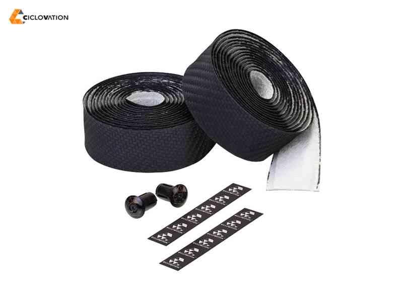 【CICLOVATION】(シクロベイション)3Dカーボンタッチ バーテープ【自転車 パーツ】4713057601248