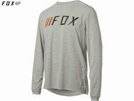 【FOX】(フォックス)RANGER RENO<スチールグレイ>LSジャージ 26554(自転車)
