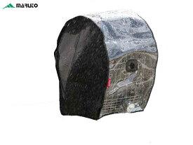 【MARUTO】(マルト大久保)D3F-ACB イージークリアバスケットカバー前用(自転車)4516076009794