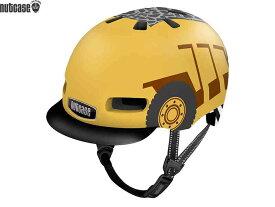 【NUTCASE】(ナットケース)リトル ナッティー MIPS【ディグミー】子供用ヘルメット バイザー付(GEN4)(自転車)