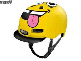 【NUTCASE】(ナットケース)リトル ナッティー MIPS【タンアウト】子供用ヘルメット バイザー付(GEN4)(自転車)