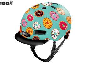 【NUTCASE】(ナットケース)リトル ナッティー MIPS【ドー】子供用ヘルメット バイザー付(GEN4)(自転車)
