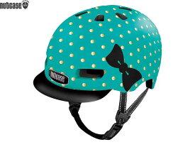 【NUTCASE】(ナットケース)リトル ナッティー MIPS【ソックホップ】子供用ヘルメット バイザー付(GEN4)(自転車)