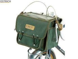 【OSTRICH】(オーストリッチ)F-104 帆布フロントバッグ(自転車)4562163940082