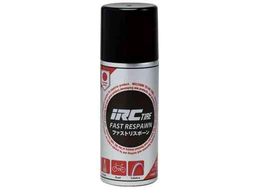【IRC】(アイアールシー)ファースト リスポーン チューブレス専用瞬間パンク修理剤 50ml【パンク修理剤】【自転車 アクセサリー】