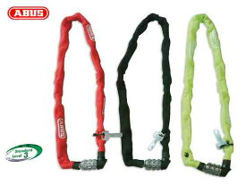 【ABUS】(アバス)1200/60 ダイヤル式チェーンロック(自転車)