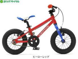 【YOTSUBACYCLE】(ヨツバサイクル)YOTSUBA ZERO 12 キッズバイク(補助輪付)(自転車)(日時指定・代引き不可)