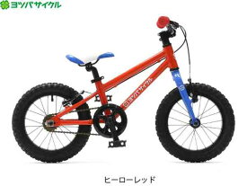 【YOTSUBACYCLE】(ヨツバサイクル)YOTSUBA ZERO 14 キッズバイク(補助輪付)(自転車)(日時指定・代引き不可)