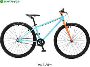 "【YOTSUBACYCLE】(ヨツバサイクル)YOTSUBA ZERO 275 シングルスピードMTB27.5""(自転車)(日時指定・代引き不可)"