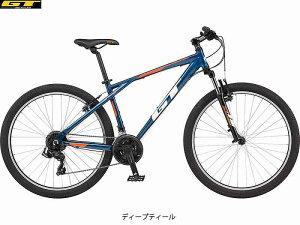 """【GT】(ジーティー)2021 PALOMAR ALLOY パロマーアロイ(3x7s)MTB27.5""""(自転車)(日時指定・代引き不可)99150"""