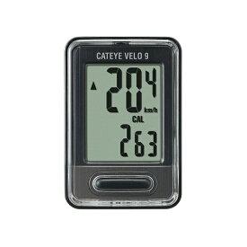 【CATEYE/キャットアイ】VELO9【ベロ9】【CC-VL820】【有線式】【サイクルコンピュータ】