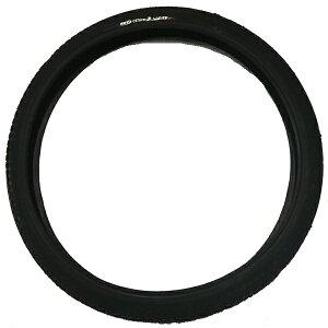 アサヒサイクル 自転車用 ママフレ用交換タイヤ 22x1.75 黒 1本簡易包装