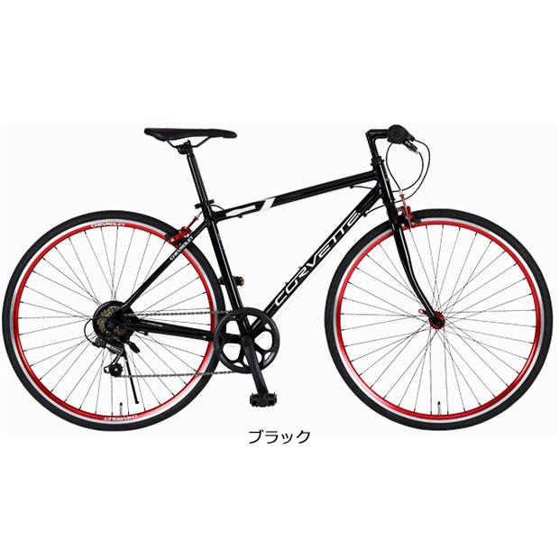 5/25からクーポン利用で最大1000円OFF![SALE][コルベット]2017 AL-CRB7006 クロスバイク
