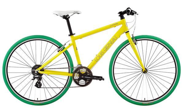 【店頭受取限定】LOUIS GARNEAU(ルイガノ) 17 LGS-CHASSE〔17 LGS-CHASSE〕クロスバイク