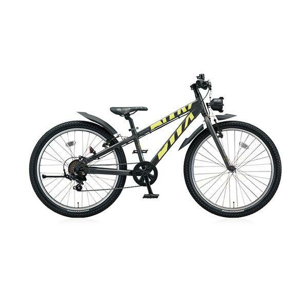 【マラソン期間中ポイント10倍!】ブリヂストンサイクル BWXストリート24〔BXS476〕子供用自転車