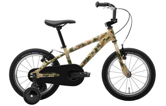 MARIN(マリーン) 17 DONKY Jr16 M.CAMO〔17 DONKY Jr16 M-CAMO〕子供用自転車