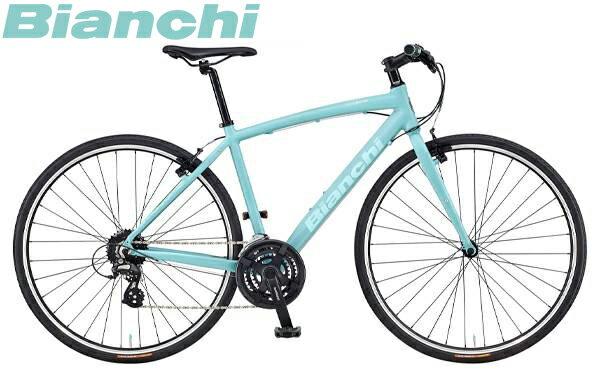 Bianchiビアンキ カメレオンテ1 2018 CAMALEONTE 1〔18 CAMALEONTE 1〕クロスバイク【在庫限りアウトレット価格】
