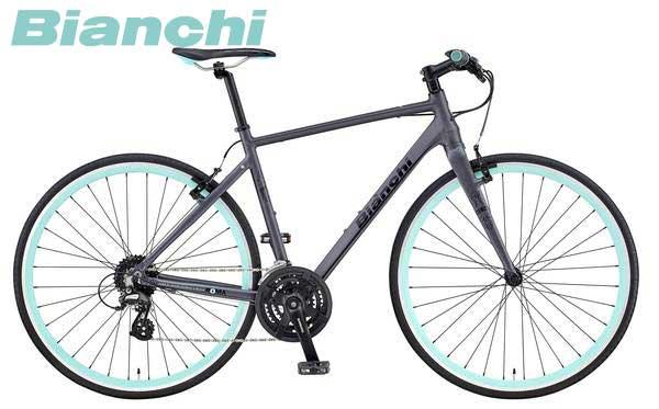 ビアンキ ローマ4 Bianchi 2018 ROMA 4〔18 ROMA 4〕クロスバイク【在庫限りアウトレット価格】