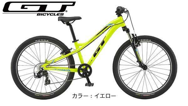 GT(ジーティー) 18 STOMPER PRIME 24〔18 STOMPER PRIME 24〕子供用自転車