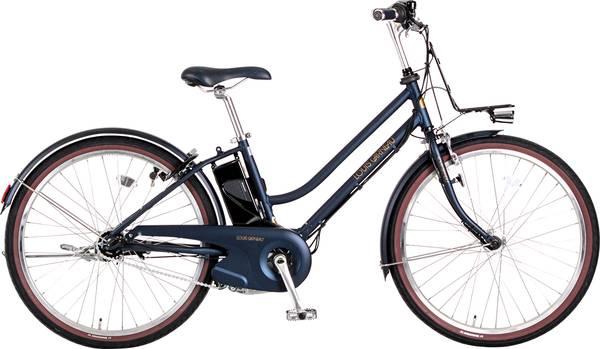 【店頭受取限定】17 LGS-EA26 LOUIS GARNEAU(ルイガノ) 電動自転車〔17 LGS-EA26〕