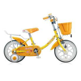 ブリヂストン 女の子用 自転車 幼児 エコキッズカラフル14 ブリジストン BRIDGESTONE 変速なし