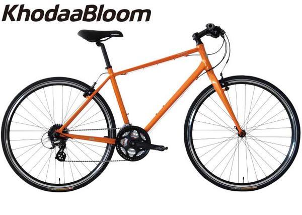 Khodaa Bloom(コーダーブルーム) 2018 Rail 700A(レイル700A)〔18 Rail 700A〕クロスバイク