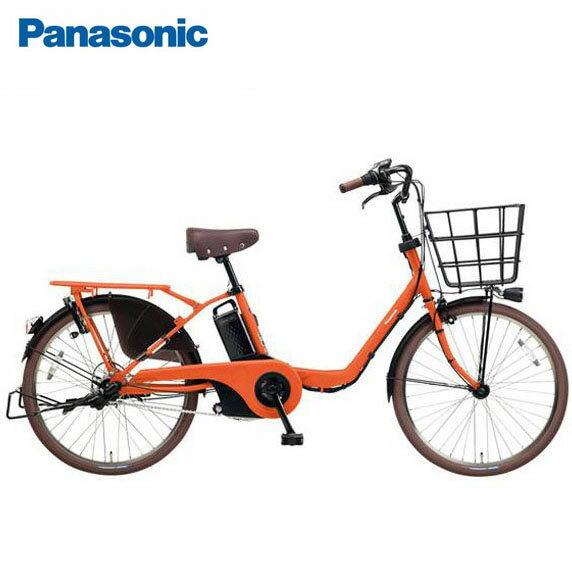 パナソニック 電動自転車 ギュットステージ〔BE-ELMU232〕【2018年モデル】【WEB限定価格】【店頭受取限定】