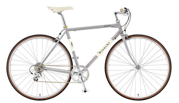 Bianchi(ビアンキ) 18 VIA BRERA〔18 VIA BRERA〕クロスバイク【在庫限りアウトレット価格】
