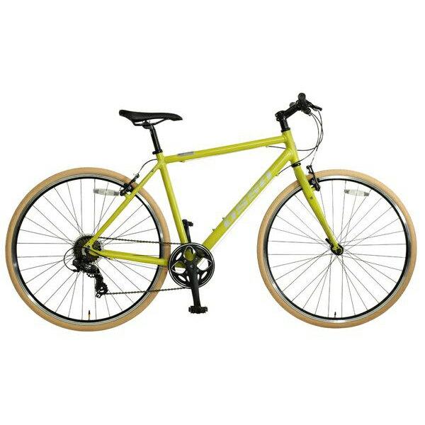 【楽天スーパーセール限定価格】OSSO(オッソ) USUAL〔18 V310-AL〕クロスバイク