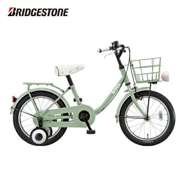 ブリヂストンサイクル bikke m〔BK16U〕子供用自転車