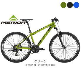 アウトレットセール メリダ MTB マウンテンバイク スポーツ自転車 2019 マッツ 6.5-V MERIDA 21段変速 スポーツ車大特価