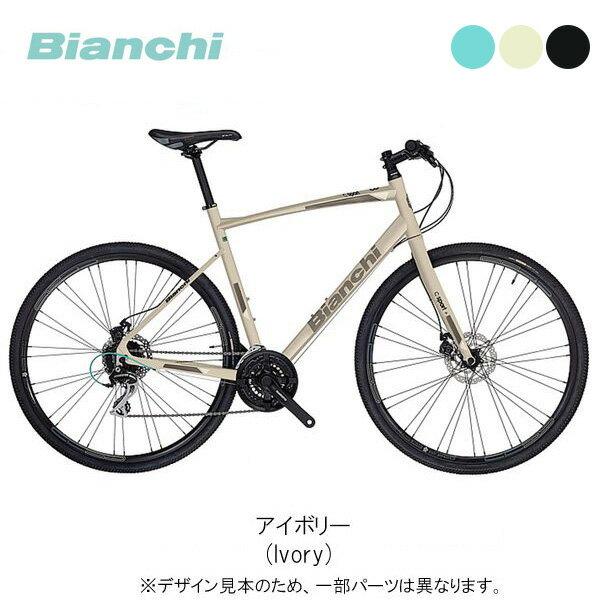 【ポイント10倍!5/25-5/26】ビアンキ クロスバイク Bianchi C SPORT 2019〔19 C-SPORT〕