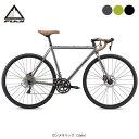 アウトレットセール フジ ロードバイク スポーツ自転車 2019 フェザー CX+ FUJI スポーツ車大特価